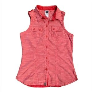 The North Face Womens Button Down Top Size Small